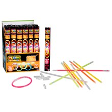 GLOW COLLECTION - GLOW BRACELETS - 10 PACK