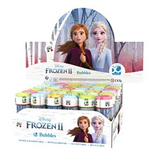 DISNEY - FROZEN II BUBBLE TUBS - 36 PACK