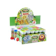 BUBBLE TUBS - JUNGLE ANIMALS - 36 PACK