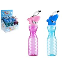 THE BOTTLE BUNCH 500ML WATER BOTTLE - SHARK -2ASST