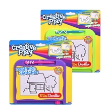 CREATIVE PLAY - MAGNETIC SKETCHER - 2ASST