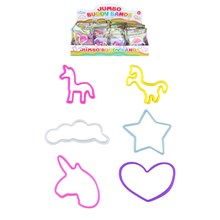 JUMBO BUDDY BANDS - BRACELET BAND UNICORN