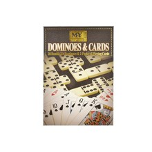 M.Y TRADITIONAL GAMES - DOMINOES AND CARDS