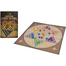 M.Y TRADITIONAL GAMES - CHINESE CHECKERS