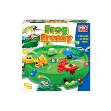 M.Y - FROG FRENZY GAME