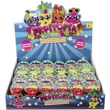 FRUITOPIA - SCENTED SNAP BANDS - 4ASST