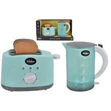 MY 1ST KETTLE AND TOASTER SET