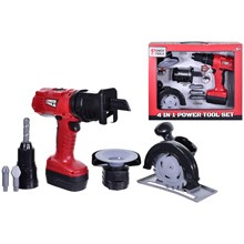 POWER TOOLS - 4IN1 POWER TOOL SET