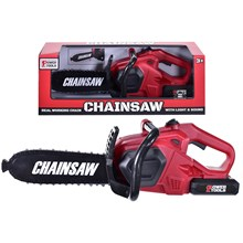 POWER TOOLS - LIGHT AND SOUND CHAINSAW