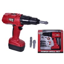 POWER TOOLS - POWER DRILL SET