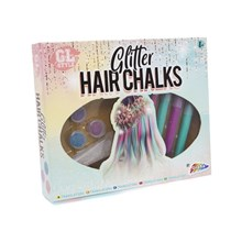 GL - GLITTER HAIR CHALKS