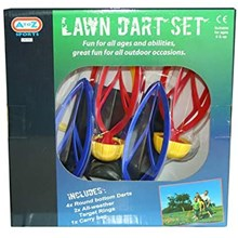 A TO Z - GIANT LAWN DART GAME