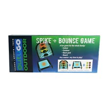 OUTUGO - SPIKE AND BOUNCE GAME