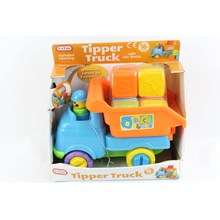 FUNTIME - TIPPER TRUCK WITH BLOCKS