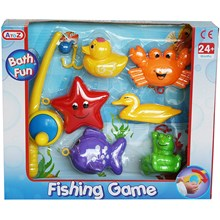 A TO Z - FISHING GAME