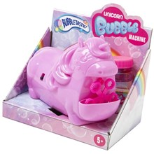 BUBBLETASTIC BUBBLE MACHINE - UNICORN