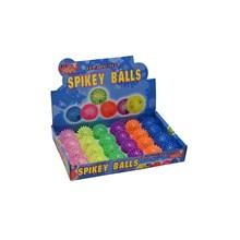 LIGHT UP SPIKEY BALL - 55MM