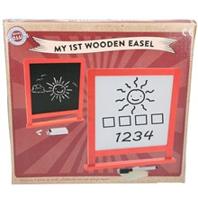 WOODEN CLASSICS - MY 1ST WOODEN EASLE