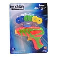 STAR MISSION - FOAM DISC GUN