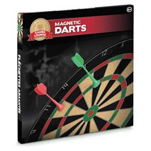 GAMES LOUNGE - MAGNETIC DARTS GAME