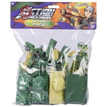 ACTION MISSION - JUMBO ARMY PACK