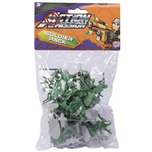 ACTION MISSION - JUMBO SOLDIER PACK