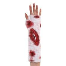 BANDAGE W/BLOOD