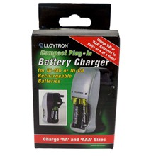 BATTERY CHARGER AA/AAA
