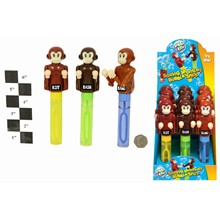 BOXING MONKEY BUBBLE STICK