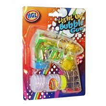 BUBBLE GUN LIGHT UP