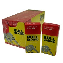 BULL BRAND EXTRA SLIM FILTERS (20)