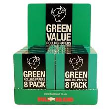 BULL BRAND GREEN 8PK (10)