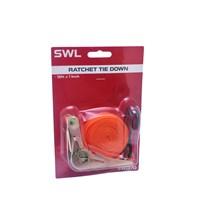 SWL - RATCHET TIE DOWN - 15FT X 1 INCH