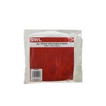 SWL - WEATHER FOAM STRIP - 2 PACK