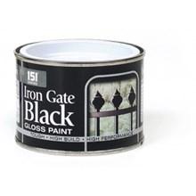 151 - IRON GATE BLACK GLOSS PAINT - 180ML
