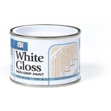 151 - WHITE GLOSS NON DRIP PAINT - 180ML