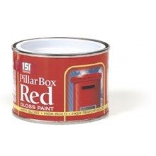 151 - PILLAR BOX RED GLOSS PAINT - 180ML