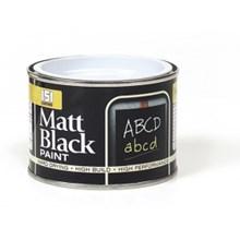 151 - MATT BLACK PAINT - 180ML