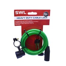 SWL - HEAVY DUTY CABLE LOCK - 72""