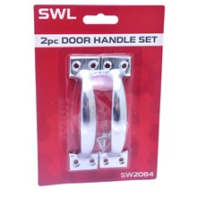 SWL - DOOR HANDLE SET - 2 PACK