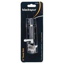 """BLACKSPUR - 4"""" TOWER BOLT"""