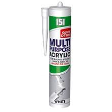 151 - MULTIPURPOSE ACRYLIC SEALANT - WHITE