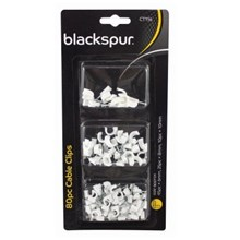 80PC CABLE CLIPS