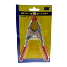 "6"" METAL SPRING CLAMP SWL"