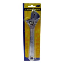 "SWL - 10"" ADJUSTABLE WRENCH"