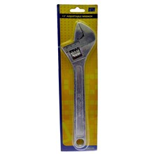 "SWL - 12"" ADJUSTABLE WRENCH"