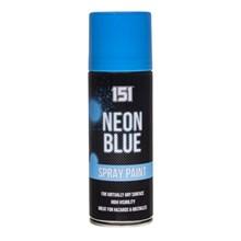 NEON SPRAY PAINT BLUE - 200ML
