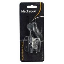 BLACKSPUR - POWDER COATED AUTO GATE LATCH