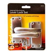 BLACKSPUR - INTERNAL ALU LEVER LATCH SET - 2 PACK
