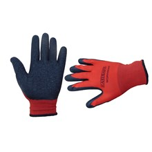 EASI SAFE WORK GLOVES MEDIUM - RED